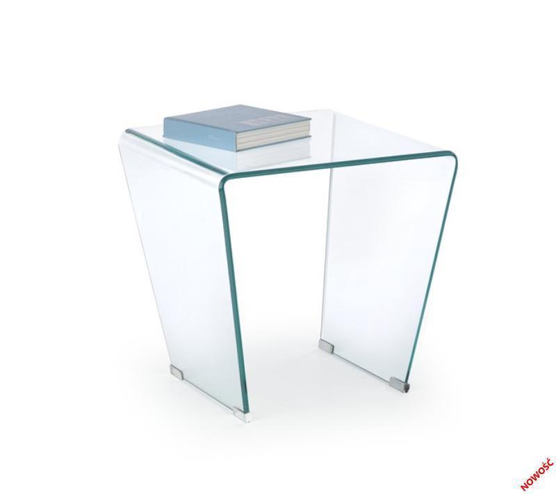 Стол FIDIA (прозрачный) (Halmar)
