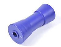 Ролик килевой, синий, диаметр 16мм, длина 235мм