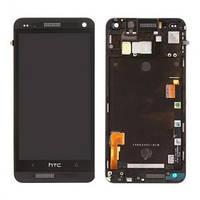 Дисплей HTC One 802W/M7 Dual Sim +сенсор