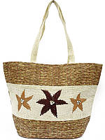 Красивая пляжная сумка женская