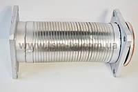 DZ9112540180, DZ9118540130, WG9112540001 Гофра глушителя на двигатель HOWO Хово