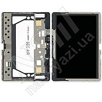 Дисплей HTC P510e Flyer 3G с рамкой (планшет)