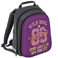 """Школьный портфель """"Wild Soul"""" Cool for School для девочек, фото 1"""