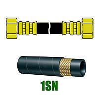 РВД 1SN S27 L-1000мм (обжим радиальный)