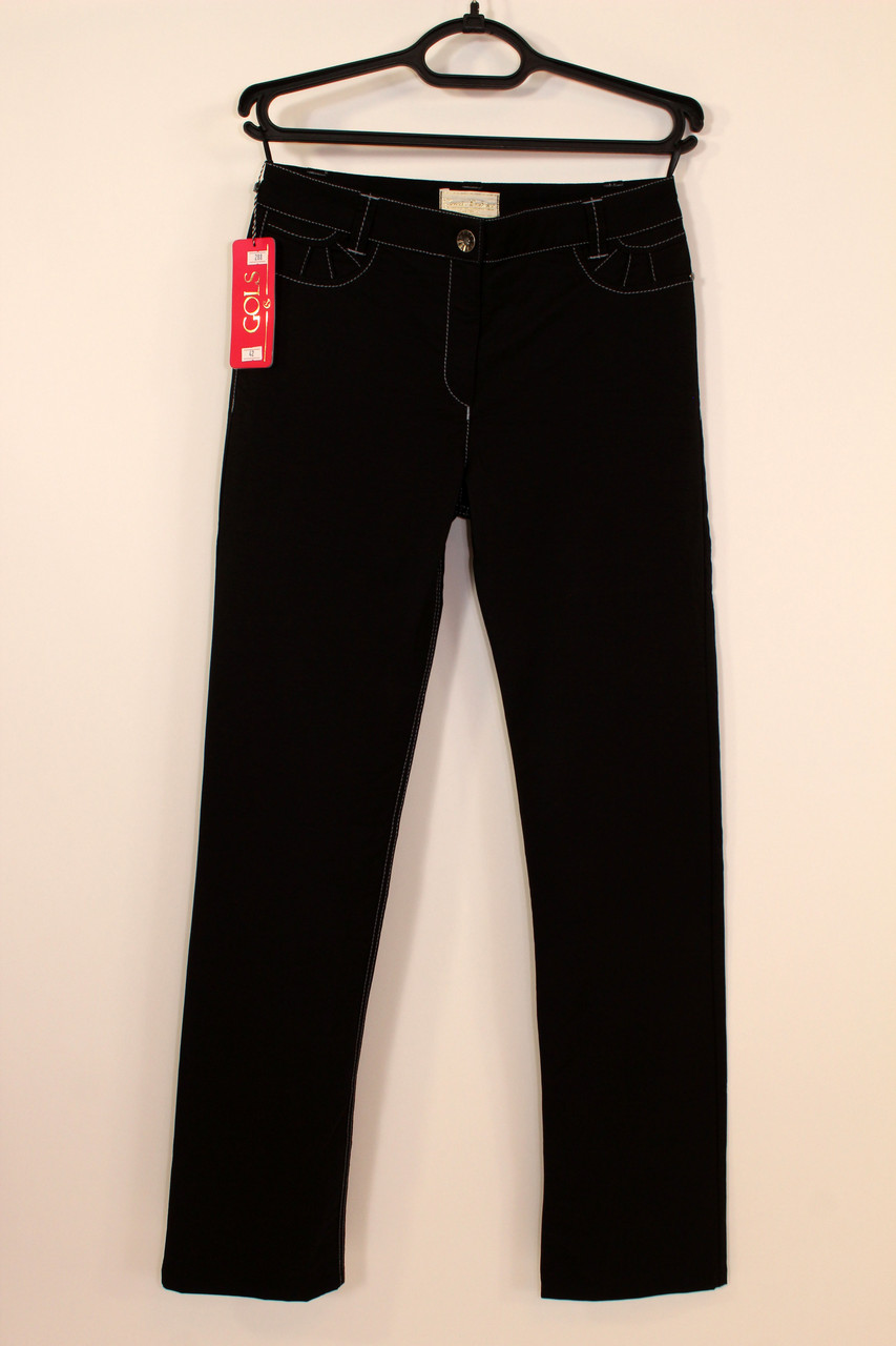 ef5ea1f9685e Брюки женские прямые под джинс 46-52 р: продажа, цена в Одессе ...