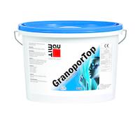 """Baumit Granopor Top акриловая штукатурка 1,5K """"барашек"""" * (зерно 1,5мм), 25 кг"""