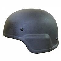 Баллистический шлем MICH2000 NIJ IIIA Black, фото 1