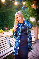 Женский пиджак №57-069/1 БАТАЛ