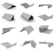 Планки для покрівлі та фасаду