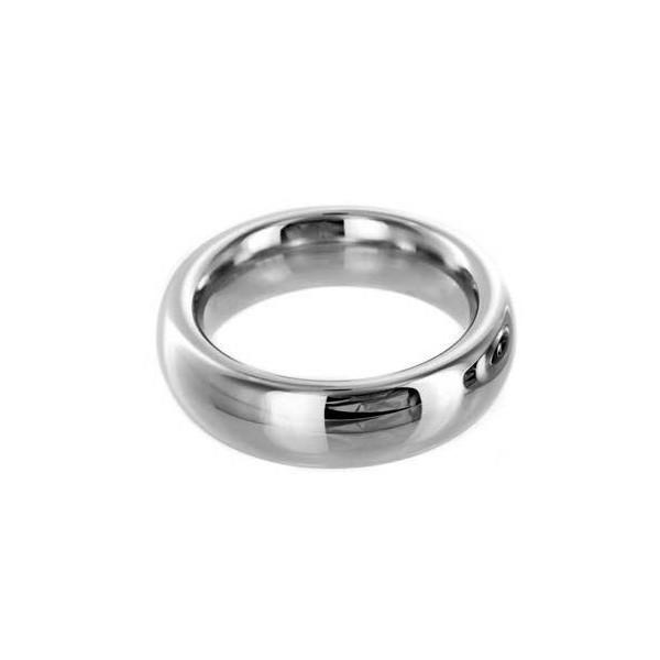 Кольцо Donut Cock. Эрекционное кольцо металл. 180 грамм.