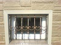 Решетки на окна цокольного этажа, фото 1