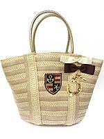 Модная женская сумка в морском стиле