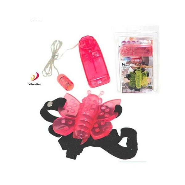 Клиторальный вибратор Simple Clit Butterfly Vibe