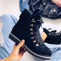 Ботинки еврозима для женщин