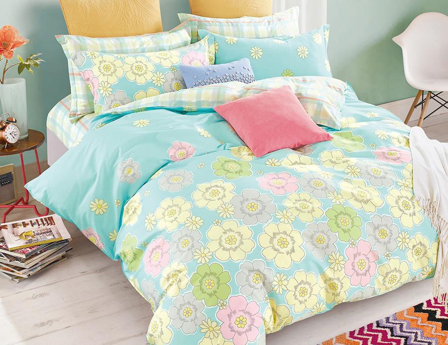 Комплект постельного белья Y230-797 полуторный (8992)