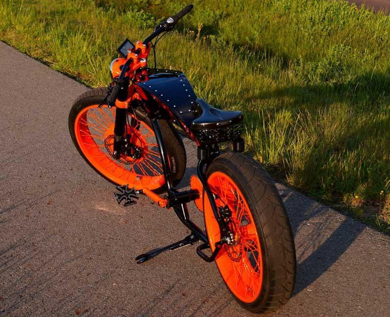 Электровелосипед E-Bike Revolution (5000950155)