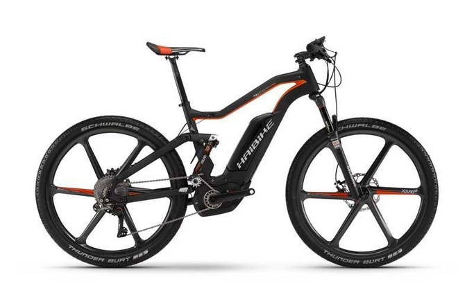 Электровелосипед Haibike XDURO FullSeven Carbon ULT 27.5 500Wh (5000950170), фото 2