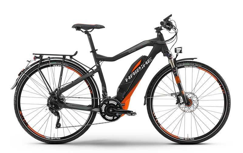 Электровелосипед HAIBIKE SDURO TREKKING S RX 28 2016 (5000950546)