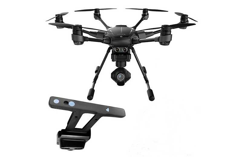 Typhoon H Advanced RTF с модулем Intel Real Sense (5000950892)