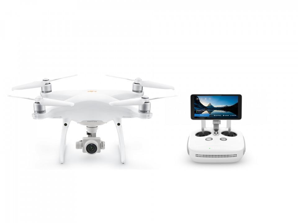 Квадрокоптер DJI Phantom 4 Pro+ V2.0 (5000951482)