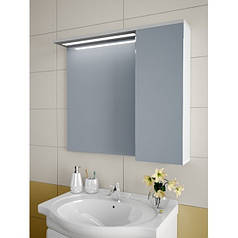 Шкафчик зеркальный, модель А 80-LZ 700х800х150мм (5001010937)
