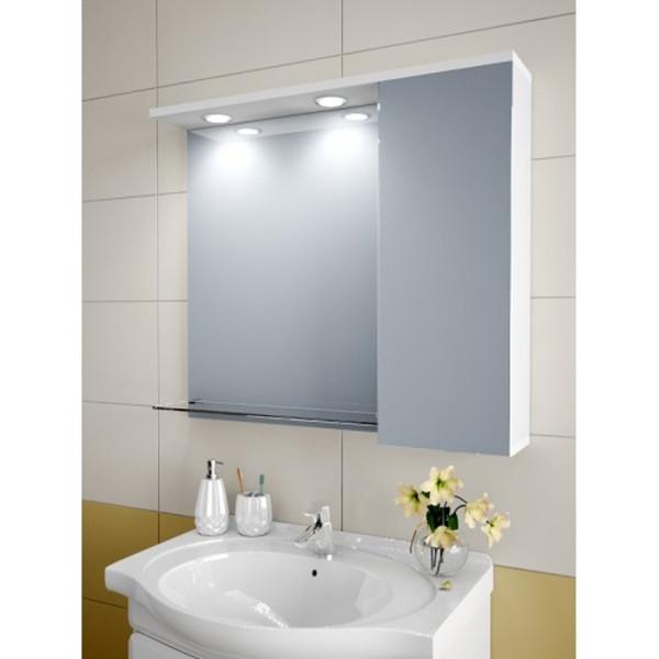 Шкафчик зеркальный, модель A 81-SZ 700х800х150мм (5001010944)