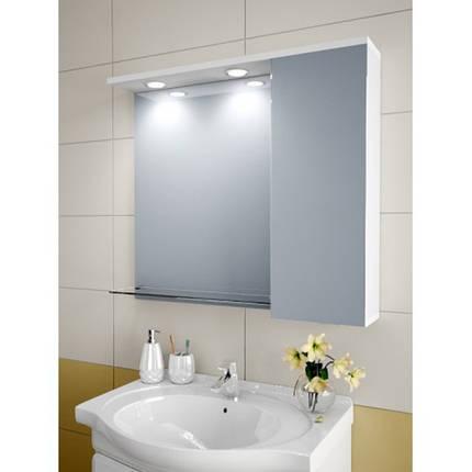 Шкафчик зеркальный, SEDOLI модель A 81-SZ 700х800х150мм (5001010944), фото 2