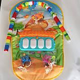 Развивающий коврик с детскими мелодиями НЕ 0639, фото 2