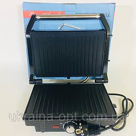 Электрический гриль с терморегулятором  Pure Angel. Мощность 2200 W