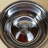 Набор кастрюль из нержавеющей стали. Набор из 3-х кастрюль объемом 1,8 л, 2,5 л  3,5 л, фото 4
