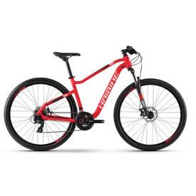 "Велосипед Haibike SEET HardNine 2.0 . Tourney19 HB 29"" , рама L,красно-бело-черный матовый, 2020"