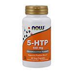 NOW_5-HTP 100 мг - 60 веган кап