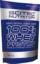 SN 100% Whey Protein 500 г - vanilla