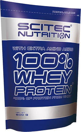 SN 100% Whey Protein 500 г - chocolate, фото 2