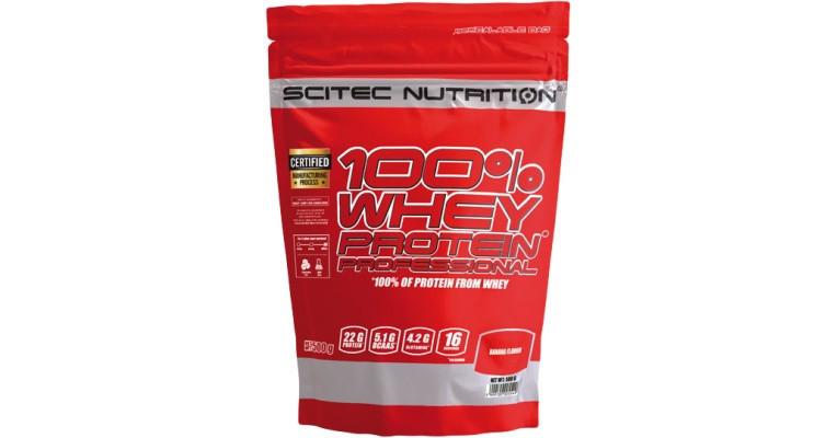 SN 100% Whey Protein Prof 500 г - banana