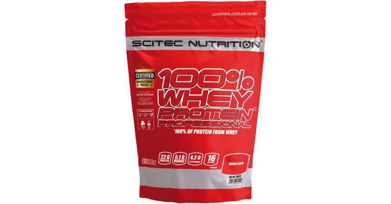 SN 100% Whey Protein Prof 500 г - banana, фото 2
