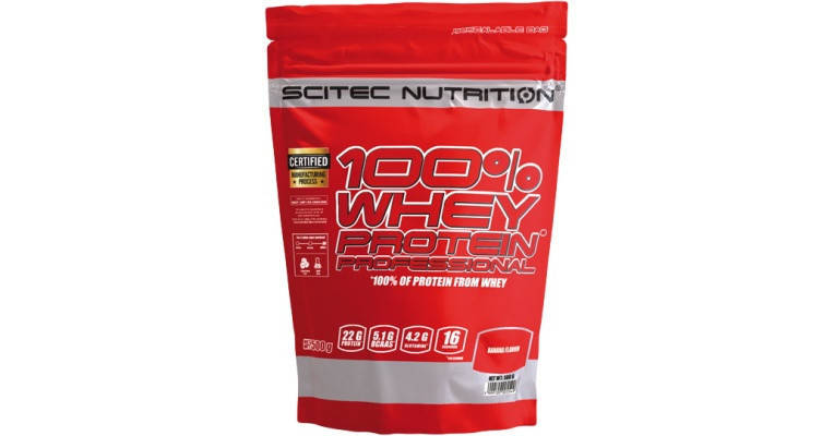 SN 100% Whey Protein Prof 500 г - chocolate-hazelnuts, фото 2