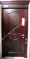 Двери межкомнатные деревянные  - Дверь ЛЮДОВИК