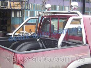 Ролл-бар на пикап для Toyota Hilux 2007+ Задняя дуга в кузов нержавейка RollBar на Тойота Хайлюкс 2007-2011