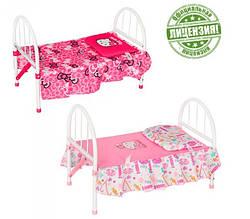 Кроватка для кукол Hello Kitty 00027 железная