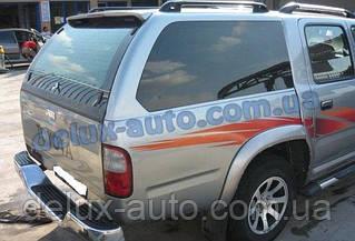 Кунг для пикапа CAMLI KABIN на Toyota Hilux 2011-2014 Кунг-крыша кузова пикапа на Тойота Хайлюкс 2011-2014