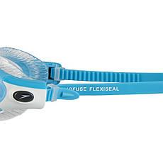 Очки Speedo FUT BIOF FSEAL GOG AF BLUE/CLEAR (Код:8-11312C105), фото 2