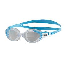 Очки Speedo FUT BIOF FSEAL GOG AF BLUE/CLEAR (Код:8-11312C105), фото 3