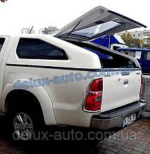 Кунг для пикапа Starbox на Toyota Hilux 2011+ Кунг-крыша кузова пикапа СтарБокс на Тойота Хайлюкс 2011-2014