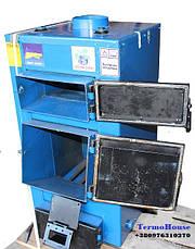 Твердотопливный котел Idmar UKS -17квт (Идмар Укс-17 квт)+блок управления и вентилятор, фото 2