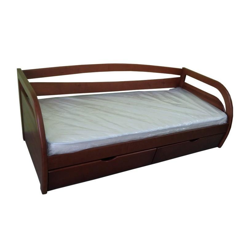 """Кровать деревянная TM """"YASON"""" München (Массив Ольхи либо Ясеня)"""