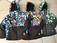 Термокуртка лыжная подростковая Jast playоптом (128/134-164/170р)