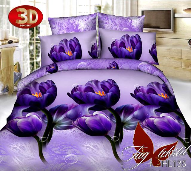 Полисатин 3D 2-спальні комплекти