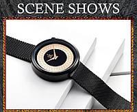 Shengke женские часы винтажный дизайн люксовый бренд