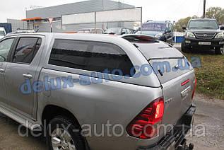 Кунг для пикапа CAMLI KABIN на Toyota Hilux 2015-2019 Кунг-крыша кузова пикапа на Тойота Хайлюкс 2015-2019